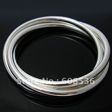 fashion jewelry,925 sterling silver Bracelets&bracelet, Brand New B75(China (Mainland))