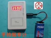 frequency meter/frequency counter frequency  indicator Cymo-meter wavemeter Mini handheld portable 250-450MHZ Factory sell
