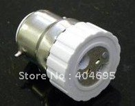 Free shipping 20pcs Conversion LED lamp holder B22-MR16 / Lighting Accessories / B22 to MR16