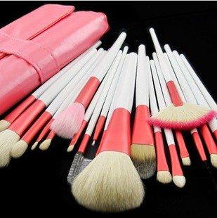 M-A-C Professional M.A.C. makeup brush set, 24 pc! NEW [MAC-24set