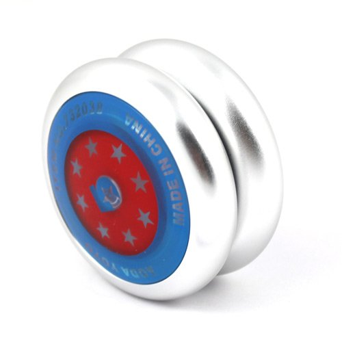 Free Shipping Aoda Light of Five Stars New Active Roller Bearing Funny 2A YoYo Toy Yofantoy yoyo ball Free YoYo Accessory(China (Mainland))