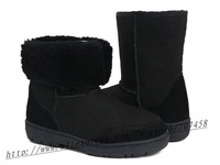 Wholesale Classic ankle Boots 5225 Boots,women's snow boots,similarly Sheepskin Boots fur velveteen size:us5-10