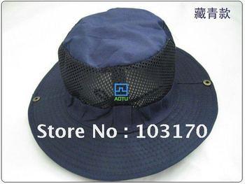 Free Shipping Black/Green/Beige Hat  Fisherman Hap Camping Cap 10 pcs/lot