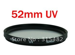 52 mm 52mm UV Ultra-Violet Lens Protector Filter for Canon nikon pentax