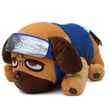 Christmas Gift Plush Toy Stuffed Animal Children Favorite Anime Surroundiing Naruto Dog PP Cotton