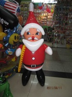 Christmas Gift\Deco\ornament,inflatable santa Claus,40-120cm