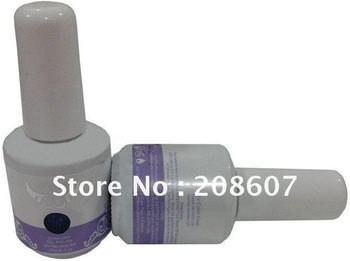 Freeshipping Nail Polish Soak off UV Glitter color Gel Nail Art Polish Remove Easy  Wholesale 12pcs/set