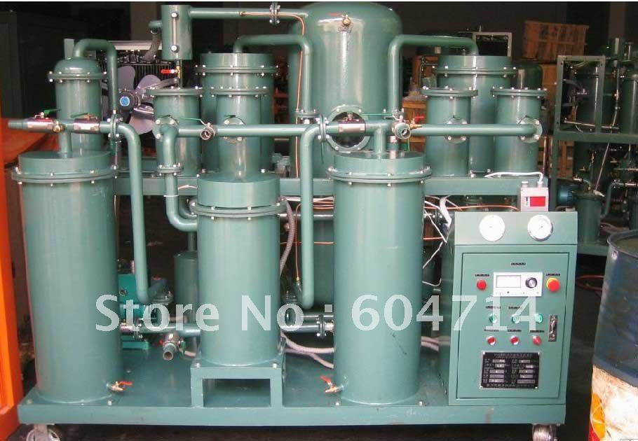 Phosphate Ester Fire-Resistance Hydraulic Oil Purifier/Oil Filtering Machine Series TYA-I(China (Mainland))