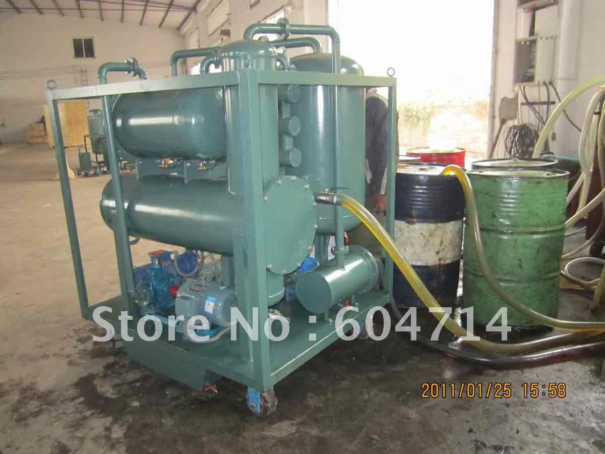 Phosphate Ester Fire-Resistance Hydraulic Oil Purifier//Lube oil purifier machine/Oil Filtering Machine Series TYA-I(China (Mainland))