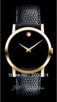 Free shipping.Luxury  watch,quartz watch, Wrist Watch Gentleman Watch,Genuine leather