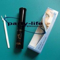 Black NEW Makeup Glue for False Eyelash Double Eyelid, 50pcs/lot ,wholesale,free shipping by EMS
