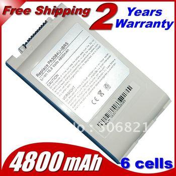 Laptop Battery PA3084U-1BAS PA3084U-1BRS PA3176U-1BAS PA3176U-1BRS PA3176U-2BAS PA3176U-2BRS PA3364U-1BAS PABAS012 For Toshiba