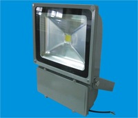Free shipping Outdoor 100w led floodlight,led flood light,led floodlights with  CE & Rohs,2 year Warranty,Good heat Radiation