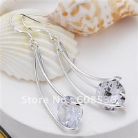 fashion jewelry,925 sterling silver earring, 925 sterling jewelry,Brand New E138
