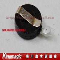 Kingmagic Wholesale Amazing Cool Magic Money Coin Vanish Disappear Trick/magic prop/magic toy  100pcs/lot