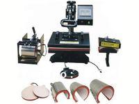 4 in1 combo heat press machine,29*38cm t-shirt heat transfer printing