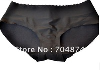 FREE SHIPPING seamless Bottoms Up underwear with Breathable hole (bottom pad panty,buttock up panty,Body Shaping Underwear)