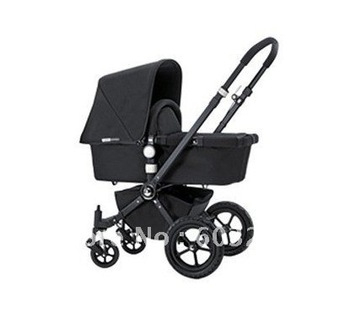 100% same discription full black of Bugaboo Stroller for discount sale - original packing favourable price,free shipping