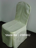 damask chair cover/wedding banquet chair cover for hotel use /