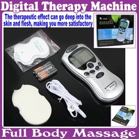 Free Shipping_Digital Therapy Acupuncture Full Body Massage Machine