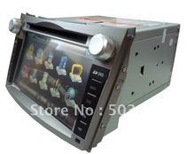 for Subaru Legacy car dvd player + gps + bluetooth + navigations + free shipment(China (Mainland))