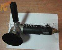 Pneumatic Water Sander air water polisher stone polisher angle grinder stone sander air angle sander