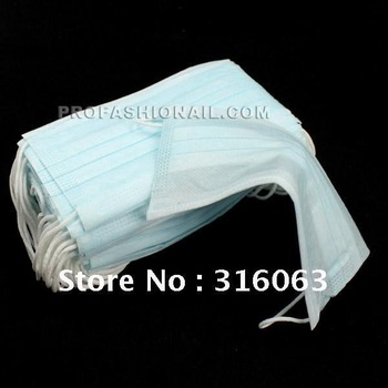 free shipping 600pcs breathing protective mask ,one-off /disposable mask NA265