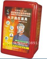 Wholesale XHZLC40 Filtering Fire Escape Mask With Big Box