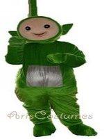 Promotion!! Teletubbies Mascot Costume Adult Fancy Dress Mascot