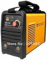4.5KG! IGBT DC Inverter MMA welding machine ARC160(ZX7-160) welder, Free shipping, Wholesale & retail, 4pcs 15% OFF