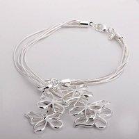 fashion jewelry,925 sterling silver Bracelets, 925 sterling jewelry,Brand New B111
