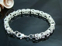 fashion jewelry,925 sterling silver Bracelets,925 sterling jewelry,Brand New B131