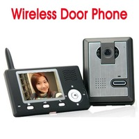 Wholesale,3.5 inch Screen ,Wireless Digital Video Door phone,Door viewer,Night version + Free shipping!