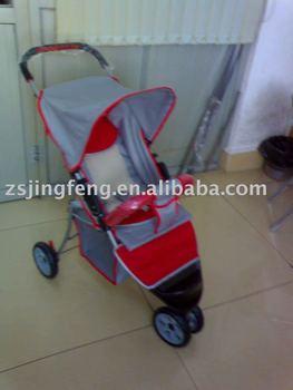 JF3061 3 wheels baby stroller