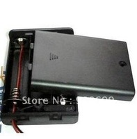 Battery Holder Case Box: 3 x AA Size, with Cover/Switch, Quality assured