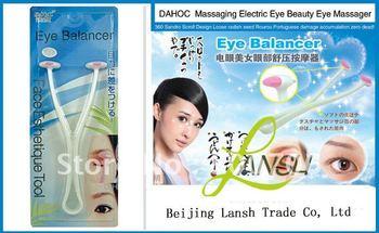Free Shipping ! 34pcs/lot , 2013 Fashion Eye Beauty Massager Eye Balancer