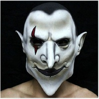Free shipping New arrival Hot Hellboy mask Hallowmas mask Costume party mask scary Latex face mask gifts