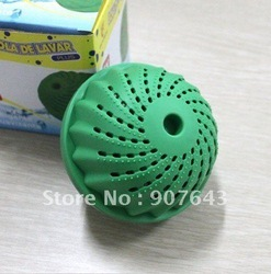 Big discount Free Shipping Eco Laundry Ball Magnetic Washing Ball As Seen On TV(China (Mainland))