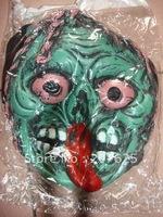 Wholesale Free EMS~ 20pcs mix styles Halloween masks,grimace Mask,Dance party mask, Hallowmas/Luminous masks