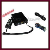 (CJB-150Z) 150W Siren, 10 tones with microphone & 2 light switches, Volume adjustable + 150W speaker