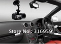 5MP IR Car Vehicle Dashboard Rotable Camera F190 DVR Cam Wholesale 4pcs/lot