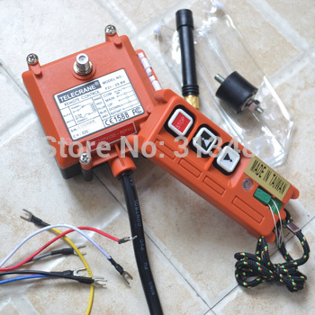 high quality Telecrane industrial crane remote control unit F21-2S