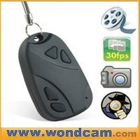 808 Keychain Camera - Car Keychain Camera - 808 - Car Key DVR Support 8GB