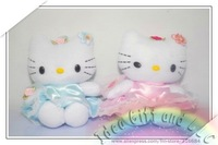 Hello kitty Plush doll speaker enjoy music Digital Speaker,Speaker box, Portable Speakers, sound box