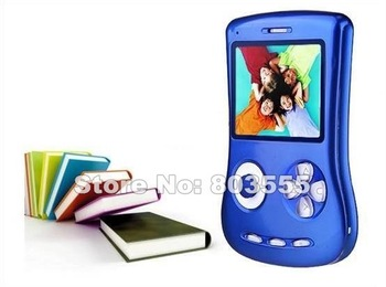 Portable multimedia player mp3 mp4 game player Good gift Post free shipping ( Store No. 803555 )