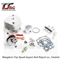30.5cc bigbore kits parts for Baja car ,30.5CC eingine set