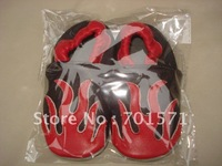 Guaranteed 100% soft soled Genuine Leather baby shoes1008