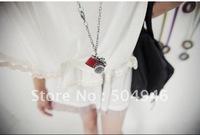 Free Shipping,12pcs/Lot,Camera retro fashion necklace / Necklace 34g ,KM-70yw82
