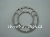 2 WHEEL SPACERS 5x120MM 5 MM THICK UNIVERSAL FIT SPACER