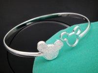 fashion jewelry,925  silver bracelet,925 sterling jewelry,Brand New B343